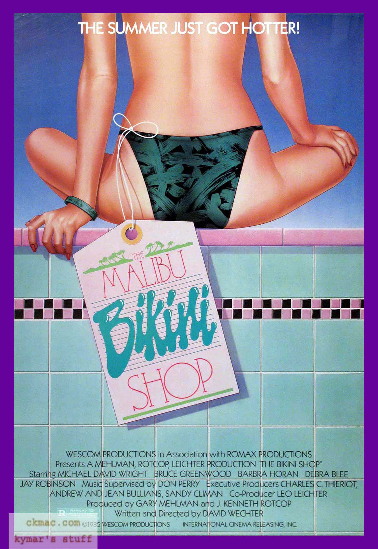 David Wechter's MALIBU BIKINI SHOP