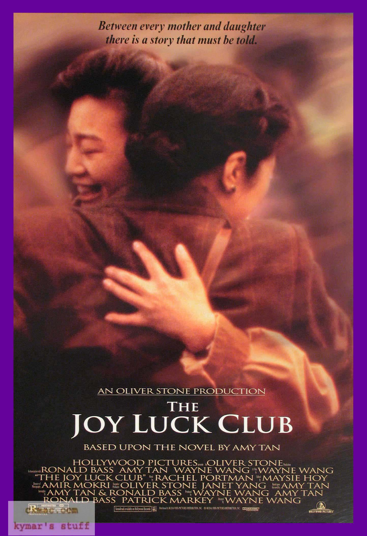 the joy luck club novel joy luck club the joy luck clubamy tan joy luck club 1993 movie the joy luck club