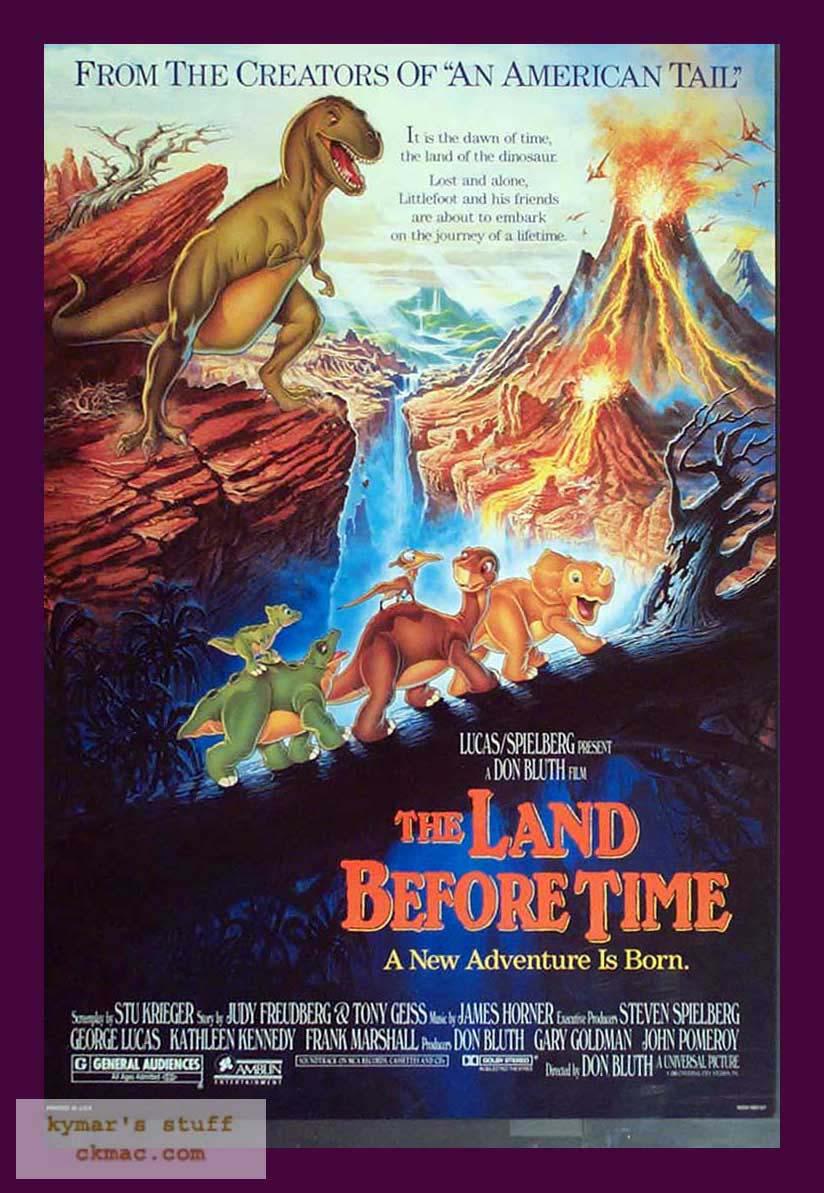 La tierra antes del tiempo