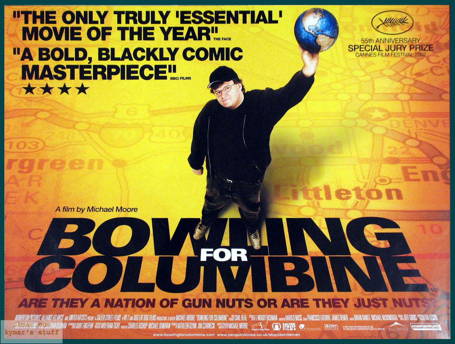 bowling for columbine conclusion essays